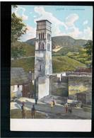 BOSNIA  Jajce Lukasthurm Ca 1910 OLD POSTCARD 2 Scans - Bosnia And Herzegovina