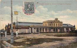 Brésil / Belle Oblitération - 110 - Para - Estaçao Central Da Estrada De Ferro De Bragança - Autres