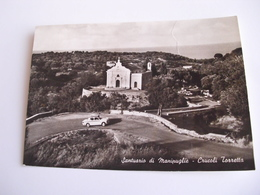 Catanzaro - Santuario Di Manipuglie Crucoli Torretta - Catanzaro
