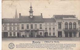 RONSE / RENAIX / HOTEL DE VILLE / STADHUIS 1920 - Renaix - Ronse