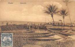 Cameroun / Belle Oblitération - 04 - Duala - Hafenbild - Cameroon