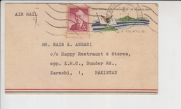 USA  Airmail Cover  (Red-2657) - Brieven En Documenten