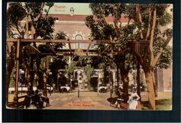 BOSNIA Mostar Restauration Im Hotel Narenta Ca 1910 OLD POSTCARD 2 Scans - Bosnia And Herzegovina