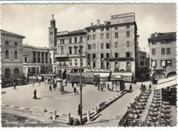 Cartolina Padova 1949 Piazza Cavour - Padova (Padua)