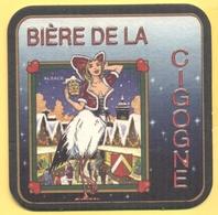 Sottobicchiere - Sous-bocks - Bière De La Cicogne - Sotto-boccale