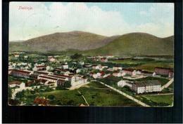 BOSNIA Trebinje Ca 1920 OLD POSTCARD 2 Scans - Bosnia And Herzegovina