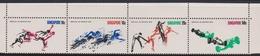 Singapore 143-146 1970 Sports, Mint Never Hinged - Singapore (1959-...)