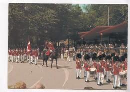 Kobenhavn, Copenhagen, Tivoligarden, The Boy-guard Of Tivoli, 1980 Used Postcard [22230] - Denmark