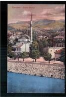 BOSNIA Sarajevo Careva Džamija Ca 1915 OLD POSTCARD 2 Scans - Bosnia And Herzegovina