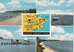 Kelstrup - Hejsager - Strand, Denmark, Used Postcard [22231] - Denmark