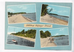 Kelstrup - Hejsager - Strand, Denmark, 1968 Used Postcard [22232] - Denmark