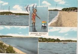 Kelstrup - Hejsager - Strand, Denmark, 1970 Used Postcard [22234] - Denmark