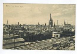 Ansichtskarten Bochum Topographie Deutschland Bahnhof Gelaufen 1910 - Chemins De Fer