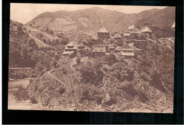 BOSNIA Vranduk Ca 1920 OLD POSTCARD 2 Scans - Bosnia And Herzegovina
