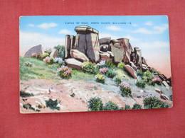 Castle Of Rock Badlands    North Dakota > --- Ref 3075 - United States