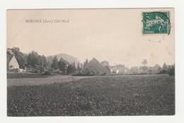 Mirebel.39.Jura.Côté Nord.1910 - Altri Comuni
