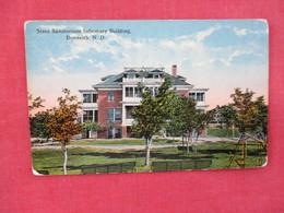 State Sanatorium Dunseith    North Dakota > --- Ref 3075 - United States