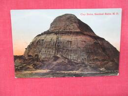Clay Butte Sentinel Butte   North Dakota > --- Ref 3075 - United States