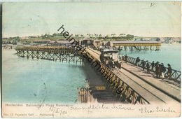 Montevideo - Balneario Y Playa Ramirez - Verlag Papeleria Galli Montevideo - Uruguay