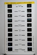 LESTRADE :    433 B  BRETAGNE :  LE RADÔME DE PLEUMEUR-BODOU - Visionneuses Stéréoscopiques