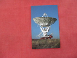 National Radio Astronomy Observatory  Socorro   - New Mexico- Ref 3076 - Space
