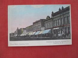 Front Street  Casselton  North Dakota > Ref 3076 - United States