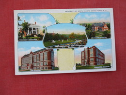 Multi View University   Grand Forks  North Dakota > Ref 3076 - Grand Forks