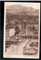 BOSNIA Sarajevo Pogled Na Trebevic Ca 1920 OLD POSTCARD 2 Scans - Bosnia And Herzegovina