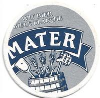 SO224 - SOTTO BICCHIERE MATER WIT BIER BIERE BLANCHE - Sotto-boccale
