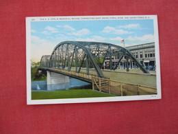 A.G. Sorlie Memorial Bridge  Grand Forks   North Dakota > Ref 3076 - Grand Forks