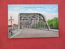 Sorlie Memorial Bridge  Grand Forks   North Dakota > Ref 3076 - Grand Forks