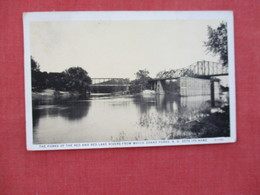Red & Red Lake Rivers  Bridge  Grand Forks   North Dakota > Ref 3076 - Grand Forks