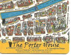 SO229 - SOTTO BICCHIERE THE PORTER HOUSE - DUBLIN - Sotto-boccale