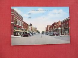 Fourth Street  Devils Lake     North Dakota > Ref 3076 - United States