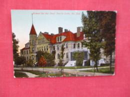 School For The Deaf---Devils Lake     North Dakota > Ref 3076 - United States
