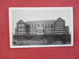 RPPC Odd Fellows Home  --Devils Lake     North Dakota > Ref 3076 - United States