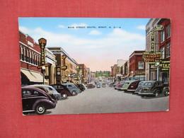Main Street  Minot    North Dakota > Ref 3076 - Minot