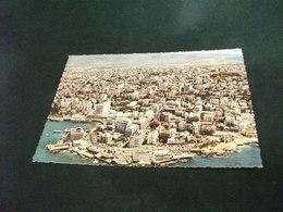 LIBANO LIBAN LEBANON  VEDUTA GENERALE VISTA AEREA MODERNA  HOTEL E NIGHT CLUBS BEIRUT BEYROUTH - Libano