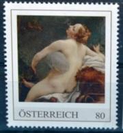 SPECIAL EDITION AUSTRIAN POST - H585 Jupiter Und Io, Gemälde Von Correggio 1530, KHM Wien, AT 2016 ** - Unclassified