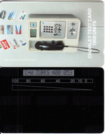 TURKS & CAICOS(GPT) - GPT Cardphone, Chorley Test Card 1000 Units, CN : C+W TURKS 400 + 3 Digits, Mint - Turks And Caicos Islands