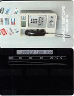 JAMAICA(GPT) - GPT Cardphone, Chorley Test Card 1000 Units, CN : JAMAICA 1000 + 3 Digits, Mint - Jamaica