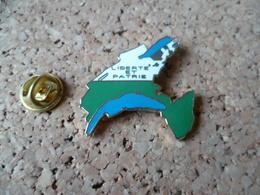 PIN'S   CANTON DE VAUD  SUISSE LAC LEMAN - Pin's