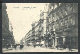 +++ CPA - BRUSSEL - BRUXELLES - Boulevard Du Nord   // - Lanen, Boulevards