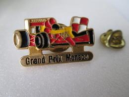 PIN'S   GRAND  PRIX  MONACO - F1