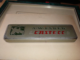 Pencil Box,A W Faber Castell Stein Bei Nurnberg Tin - Autres