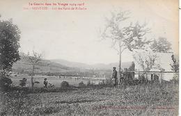 SAINT-DIE - ( 88 ) - Col Des Raids De Robache - Saint Die