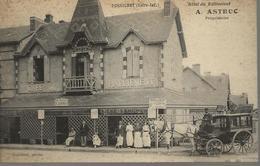 Pornichet --Hotel Restaurant ASTRUC - Pornichet