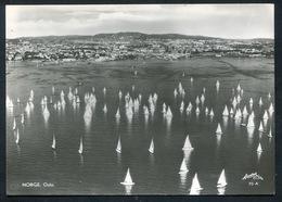 OSLO  - Regataer - Regattes -  Norway  By Enerett K. Harstad Kunstforlag . Regata. Bateaux à Voile - Norway