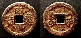 CHINA - XIAN FENG TONG BAO - 1 CASH – HENAN – IRON - QING DYNASTY - CHINE - China