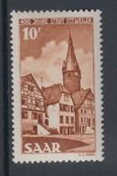 Saar 1950 400 Jahre Stadt Ottweiler Mi.-Nr. 296 **  - Unclassified